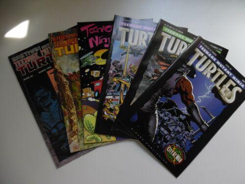 Mirage Studios Teenage Mutant Ninja Turtles  - 6 comic lot