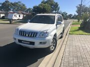 2003 Toyota Landcruiser Prado Grande Rooty Hill Blacktown Area Preview