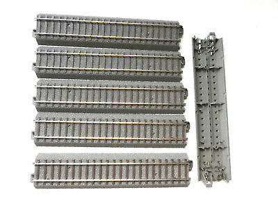 Trix H0 62172 Gerades C-Gleis 171,7 mm 20 Stück Neu Ohne OVP