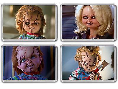 Chucky Kinder Spiel Horrorfilm Kühlschrank-magnet Design Auswählen