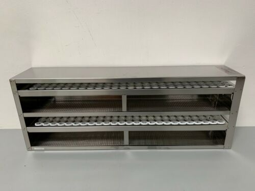 Argos R15208A Upright Freezer Drawer Rack for 15mL Tubes, Holds 208