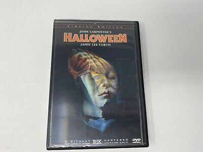 Halloween Special Movies (Halloween (2-DVD Set, 1999, Limited Special Edition) THX Region 1)