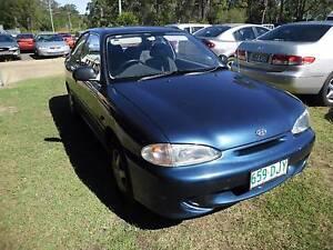 Low cost Auto 1996 Hyundai Excel Hatchback see images/description Kensington Bundaberg Surrounds Preview