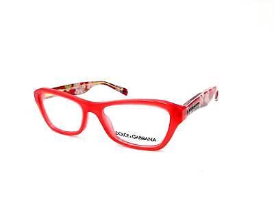 $350 DOLCE & GABANNA GIRLS RED EYEGLASSES FRAMES GLASSES OPTICAL CLEAR DG (Dolce Gabanna Sunglasses)