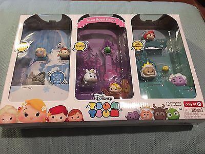 DISNEY Royal Reign Frozen/Tangled/ Little Mermaid tsum fuzzy target exclusive](Frozen Toys Target)