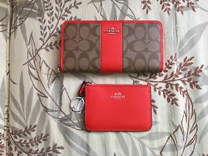 Brand New Coach Purse with Coin Purse