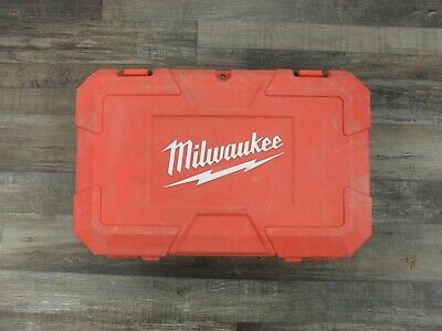 Milwaukee 5262-21 8 Amp 1 Sds Plus Rotary Hammer Drill W Case 6 Bits