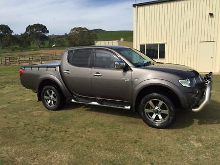 2010 Mitsubishi Triton Williamstown Barossa Area Preview