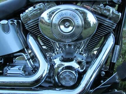 2005 Harley Davidson Fat Boy 15th Anniversary Trevallyn West Tamar Preview
