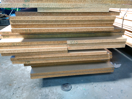Chipboard / Partial board