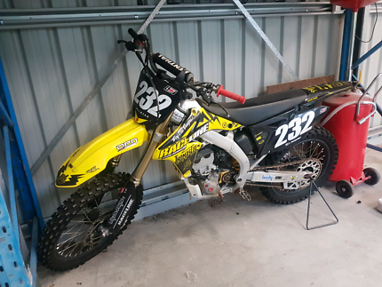 2013 RMZ 250