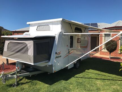 2014 Jayco Expander 14.44-4 With Bunks Geelong Geelong City Preview
