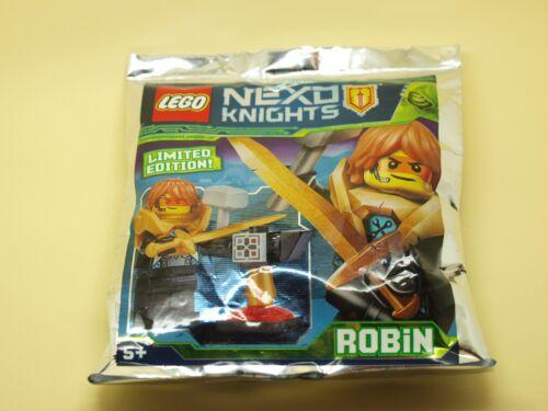 LEGO Polybag NEX271824 Robin RBB Nexo Knights