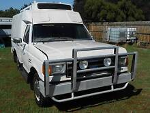 FORD F250  AMBO - 1990  selling complete or wrecking Kings Park Brimbank Area Preview