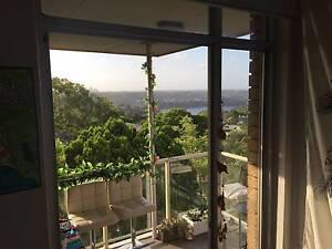 Big Bedroom sunny balcony MOSMAN apartment beach city close shops Mosman Mosman Area Preview