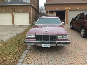 1988 Buick Electra Estate WagonSOLD