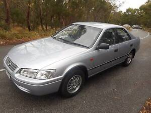 1999 Toyota Camry Sedan 5 speed with reg and rwc!! Moorabbin Kingston Area Preview