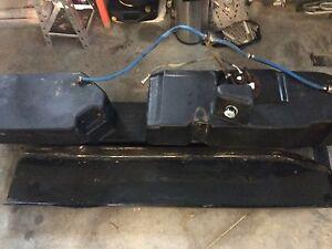 Titan fuel tank duramax LBZ