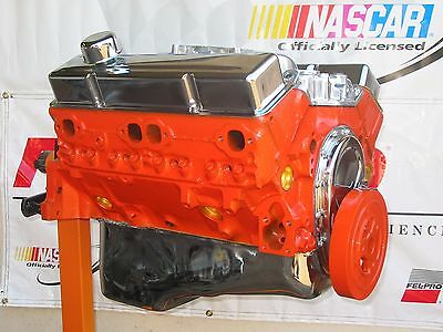 CHEVY 350 / 325 HP HIGH PERFORMANCE BALANCED CRATE ENGINE CHEVROLET ()