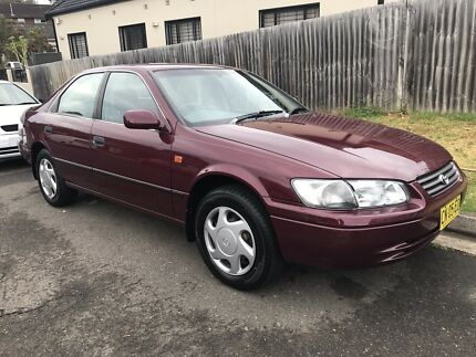 Wanted: Toyota Camry 4 new Tyers/low kms/10 month rego $2350 firm