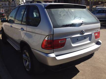 BMW E53 X5 3.0 PETROL 2005 MODEL FOR WRECKING IN BRISBANE Acacia Ridge Brisbane South West Preview