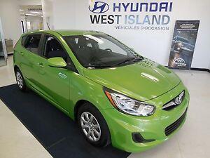2013 Hyundai Accent GL 1.6L À Hayon/Hatchback 58$/semaine