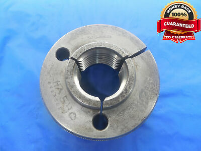 1 38 8 Un 2a Thread Ring Gage 1.375 Go Only P.d. 1.2916 N-2a 1 38-8 Tool
