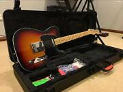 Fender American Deluxe Telecaster Malabar Eastern Suburbs Preview