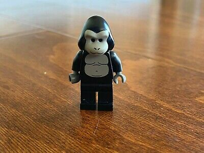 LEGO Collectible Minifigures #8803 Series 3 Gorilla Suit Guy Complete col048