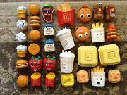 Vintage McDonalds Happy Meal Toys