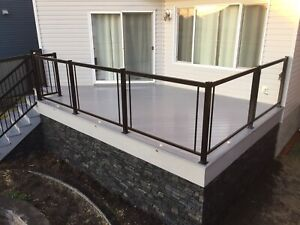 Fence, Stair, Siding, and Deck Building Services in Edmonton
