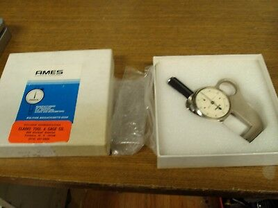 Nos Ames Model 5171 Thickness Gage