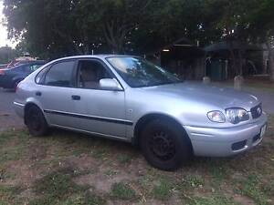 2000 Toyota Corolla Hatchback Coomera Gold Coast North Preview