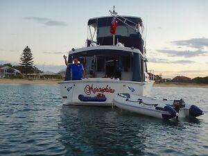 Bertram 35ft and includes a perfect location Matilda Bay Mooring Fremantle Fremantle Area Preview
