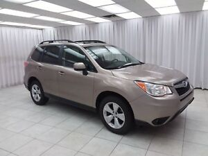 """2015 Subaru Forester """"""""ONE OWNER"""""""" 2.5L AWD SUV w/ BLUETOOTH, HE"""