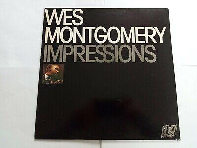 Wes Montgomery Impressions AFF 13 Vinyl LP 1965 Affinity