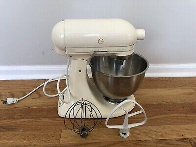 KitchenAid KSM90AC 300 Watt Ultra Power 4.5 qt. Stand Mixer Tilt head K45