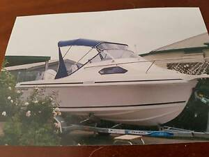 2005 Caribbean Offshore Half-Cabin Cruiser Ottoway Port Adelaide Area Preview