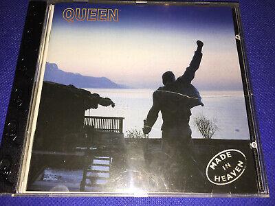 Queen: Made In Heaven: Embossed CD Album : Free Secure P&P: OC1