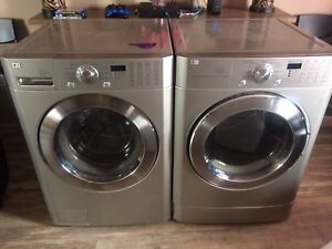 Excellent Working Front Load Washer and Dryer Set!