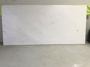 2 Marble Bench Tops 1990 Mm Long 950mm Wide 20 Thick Has Some Edge Chips Would Be Great For Bathroom Or Laundry Reno New Table Cover On Outdoor