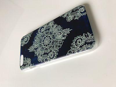 iphone 6 6s cover case coque blue bleu  Hard