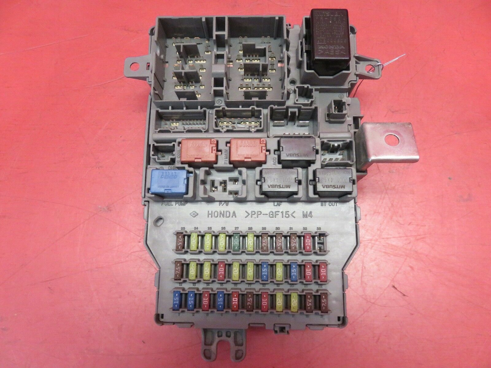 2005-2008 ACURA RL KB1 OEM FUSE RELAY POWER DISTRIBUTION BOX