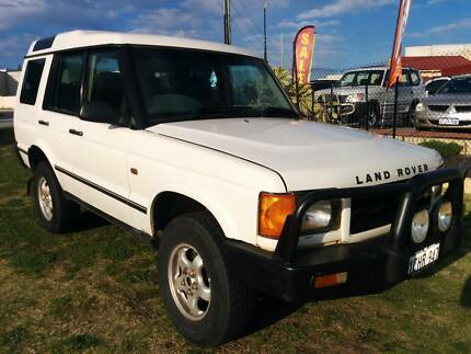 1999 Land Rover Discovery Series 2 V8 Manual Wangara Wanneroo Area Preview