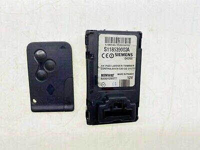 Renault Key Card Reader S118539002A; S118651001; 8200125077