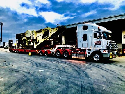 2009 Frieghtliner Argosy Prime Mover 130 Ton Rated Laverton North Wyndham Area Preview