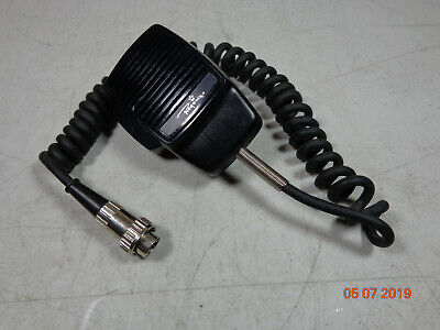 Regency 600-699-3 Genuine Microphone W 5-pin Screw On Connector Relm - C19