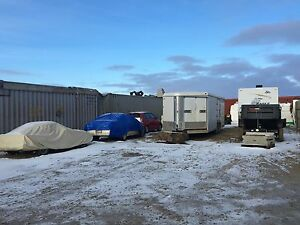 Holiday Trailer, RV, Car and Truck Storage Parking