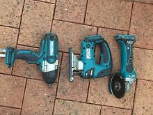 Mikita battery tools Cannington Canning Area Preview