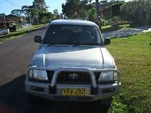 7 Seater 97 Toyota LandCruiser Lpg Has Issues Wyong NSW Kanwal Wyong Area Preview